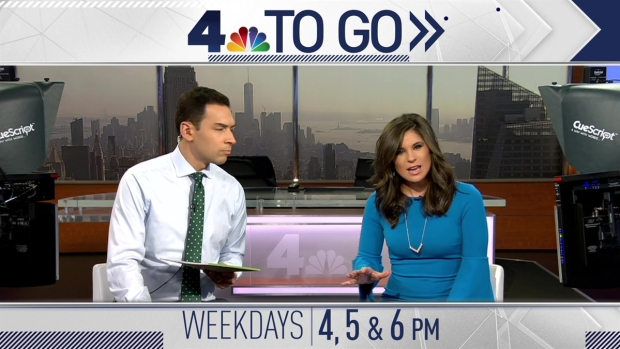 4 to Go Monday May 1, 2017