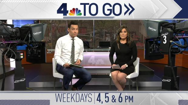 4 to Go Friday May 5, 2017