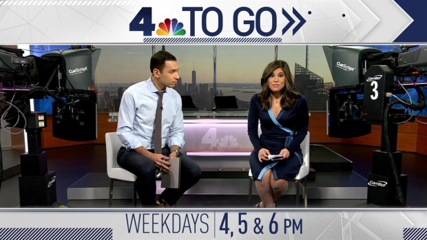 4 to Go Friday Apr. 14, 2017