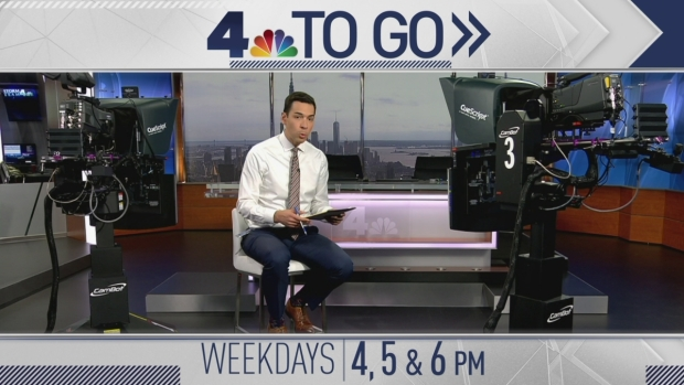 4 to Go Friday May 12, 2017