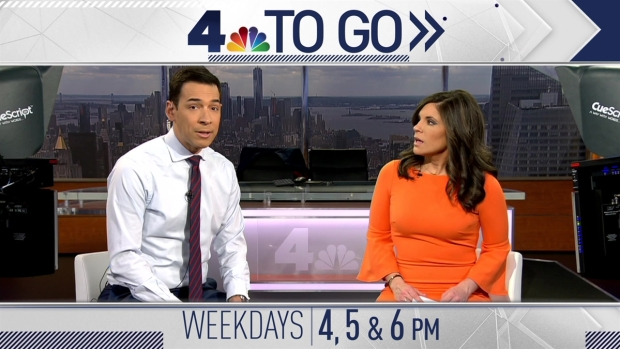 4 to Go Monday May 8, 2017
