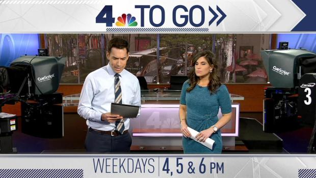 4 to Go Monday May 22, 2017
