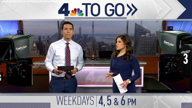 4 to Go Tuesday 23 May, 2017