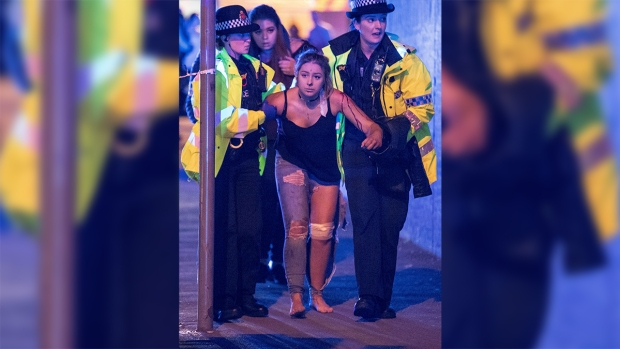 Arrested After Deadly UK Concert Bombing; Prime Minister, Queen React