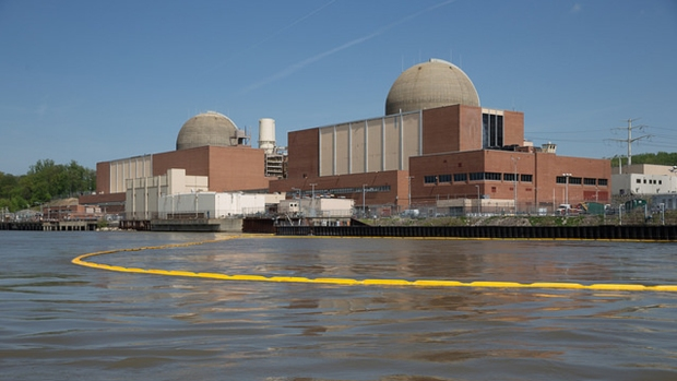 [NY] Cleanup Continues After Oil From Nuclear Plant Leaks Into Hudson