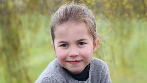 [NATL-AH] Princess Charlotte Looks Adorable in Her 4th Birthday Photos