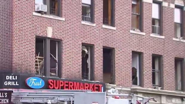 [NY] 1 Dead as Blazing Fire Rips Through NYC Deli