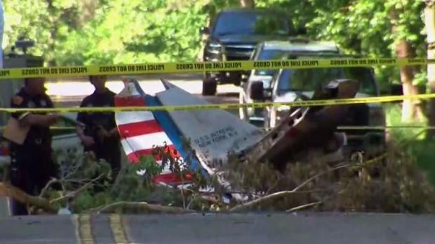 [NY] 1 Killed When Small Plane Goes Down on Long Island