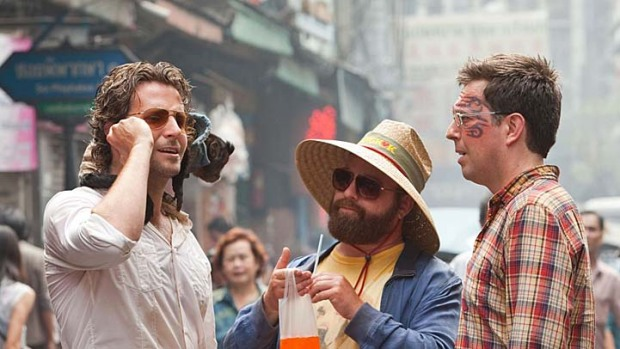 "Bradley Cooper, Zach Galifianakis & Ed Helms Closing In on ""Hangover 3"" Deal"