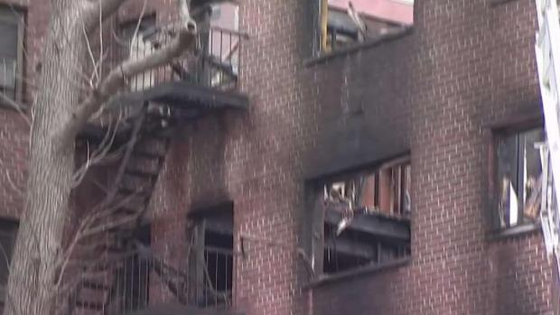 [NY] 250 Homeless After Fort Lee Building Fire