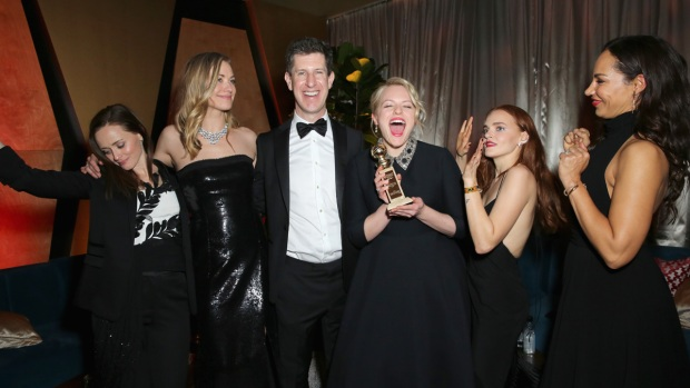 [NATL] Afterparty Highlights From the 2018 Golden Globes