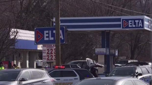 [NY] 3 Killed in Crash at NJ Gas Station