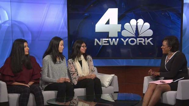 [NY] 3 NY High School Students Make Scientific Discovery