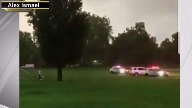 3 Struck by Lightning in Queens Amid Wild Powerful Storms