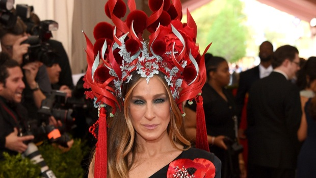 [NATL] Stars Wow at 2015 Met Gala