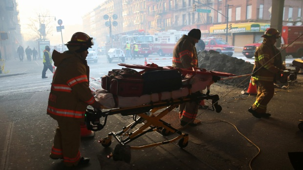 [NY] Victims Killed in East Harlem Blast Mourned