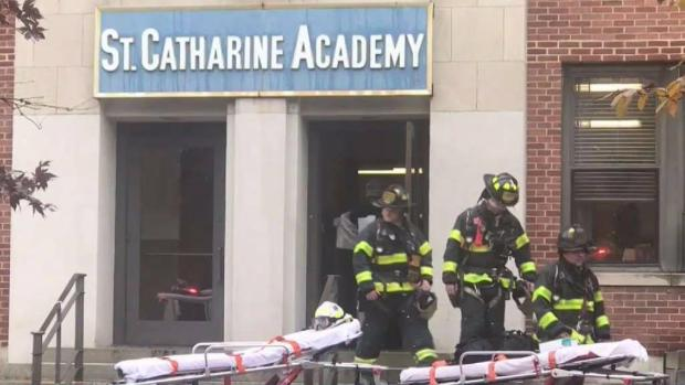 [NY] 4 Kids Hurt by Large Fireball in NYC Classroom