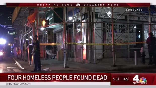 [NY] 4 Men Beaten to Death in Chinatown