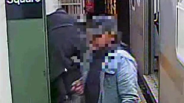 Man Attacks Fellow Straphanger in Subway Ambush