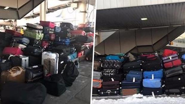 [NY] 5,000 Bags Still Stuck at JFK After Weekend Meltdown