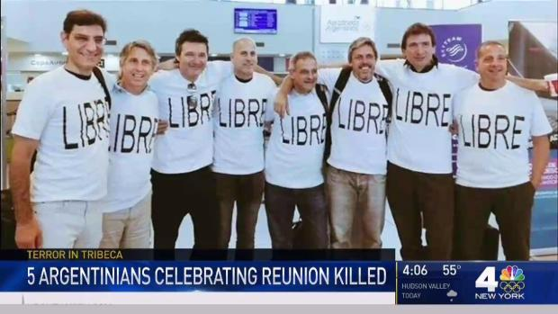 [NY] 5 Argentines Celebrating Reunion Killed