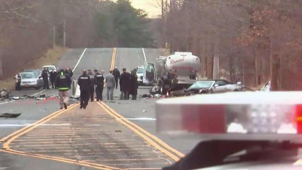 [NY] 5 Dead After Grisly Crash on Long Island