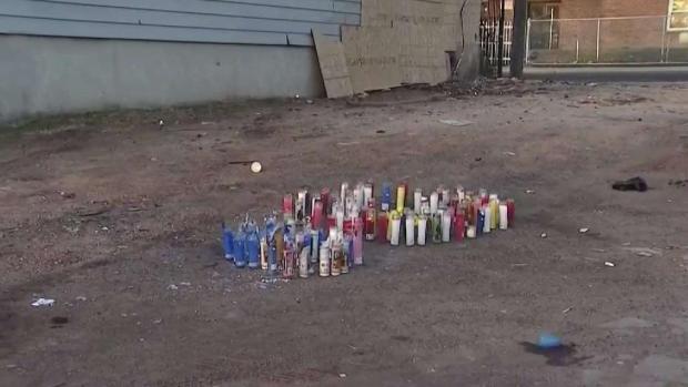 [NY] 4 Girls Shot Lighting Candles at Memorial