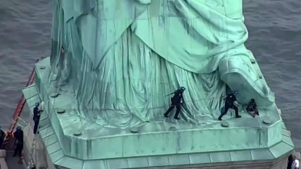 New Museum Opening At Statue Of Liberty Nbc New York