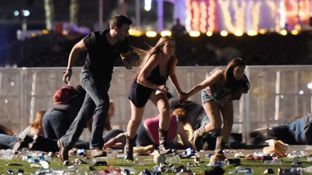 More than 50 Dead, 400 Injured in Las Vegas Mass Shooting