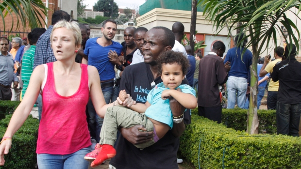 [DGO] San Diego Woman Among Victims Injured in Kenya Mall Attack