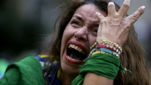 [NATL] Brazil Aghast: Fans Shocked at Germany's 7-1 World Cup Rout