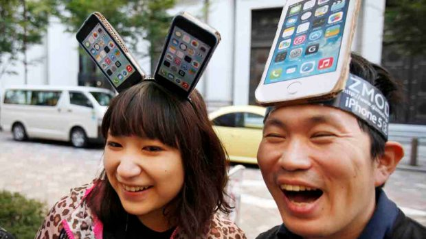 [NATL] Apple's 2013 iPhones: 5C, 5S