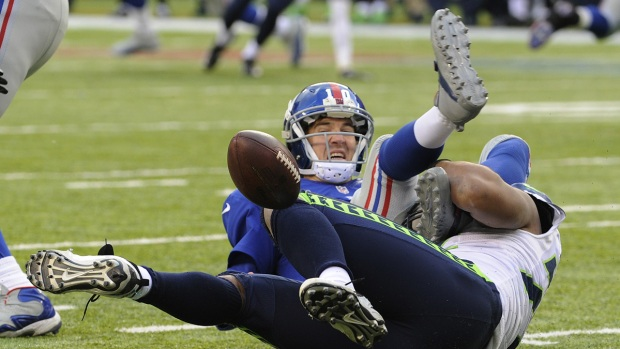 Game Photos: Giants-Seahawks