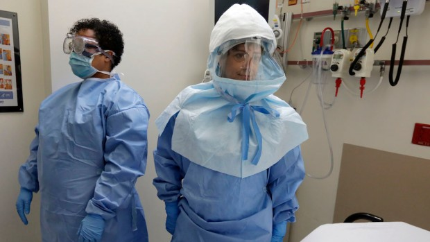 [NY] Local Hospitals Prepare to Handle Ebola, as Precaution