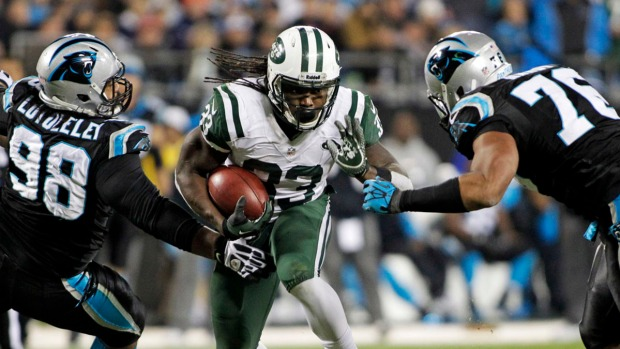 Game Photos: Jets-Panthers