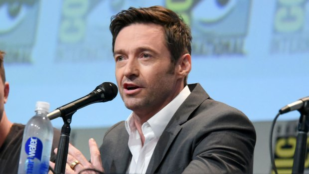 Celebrities Hit Comic-Con