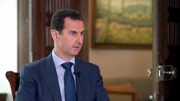 [NATL] Assad: Blame 'Terrorists' For Convoy Attack