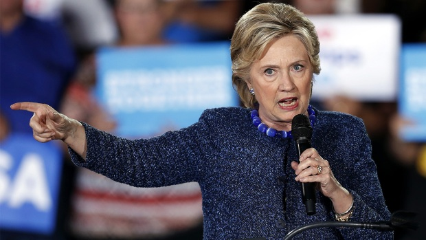 [NATL] Clinton On Emails: 'Let's Get It Out'