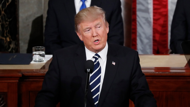 Trump Talks Immigration and Obamacare in Address to Congress