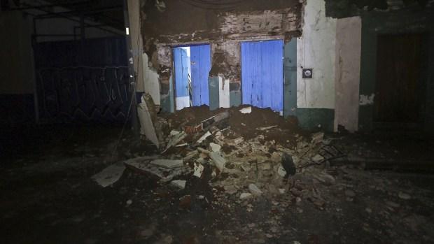 [NATL] Massive, Deadly Earthquake Strikes Southern Mexico