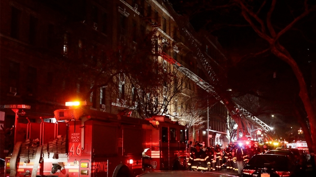 Witnesses Describe Deadly NYC Apartment Fire