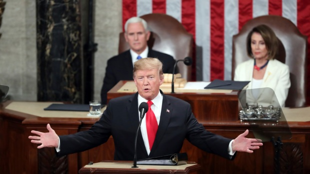 [NATL] President Trump's 2019 State of the Union: 'We Must Choose Between Greatness and Gridlock'
