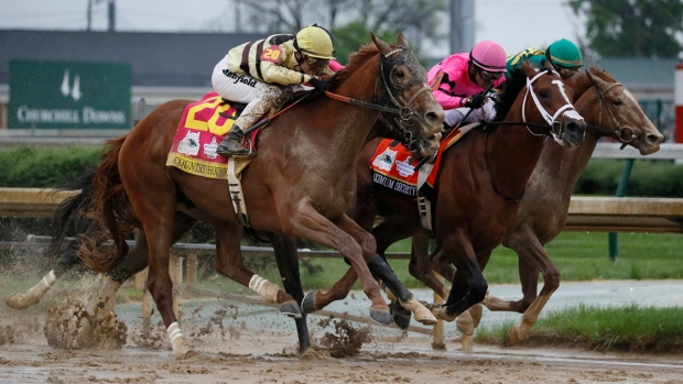 [NATL] Country House Wins 145th Kentucky Derby; Maximum Security Disqualified