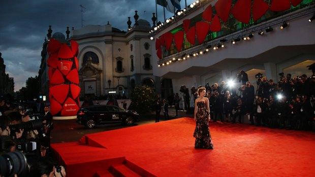 [NATL] Venice Film Festival 2015: Hottest Pics