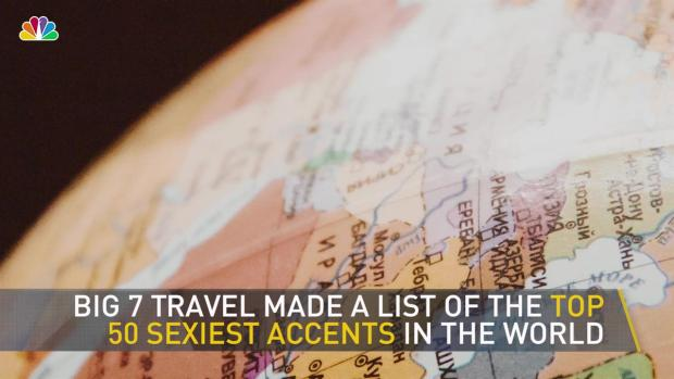 [NY] These Are the Sexiest Accents: Study