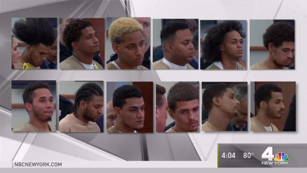 [NY] Accused Gang Members Appear in Court