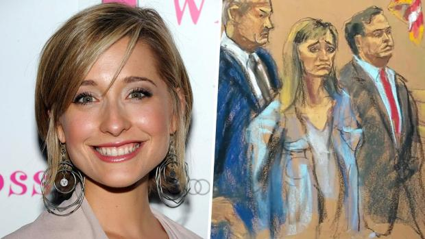 [NY] Actress Allison Mack Arrested in NXIVM Sex Cult Case