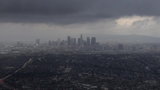 California hit by 'bombogenesis', biggest storm in years