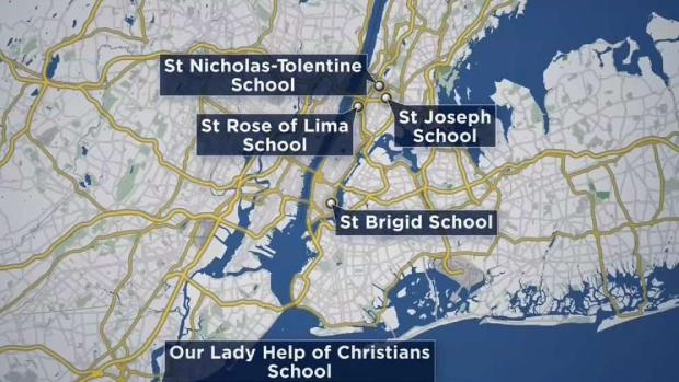 [NY] Archdiocese of New York to Close 7 Schools