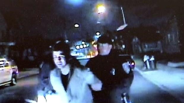 [NY] WATCH: Dashcam Footage of Wrong-Way Crash Cop's 2013 DUI Stop